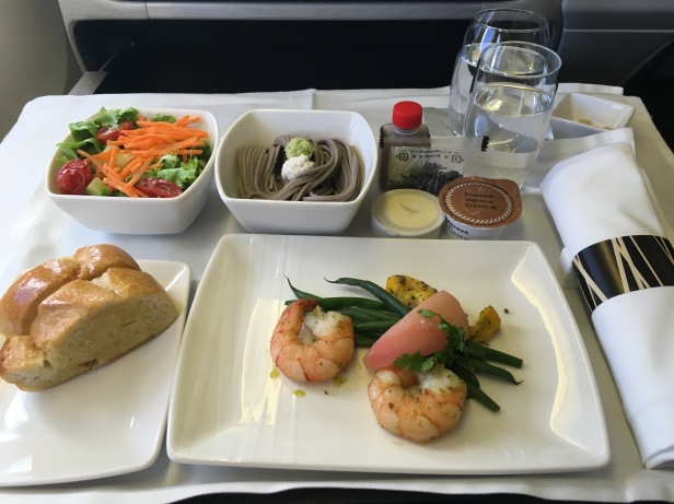 Appetizers on Cathay