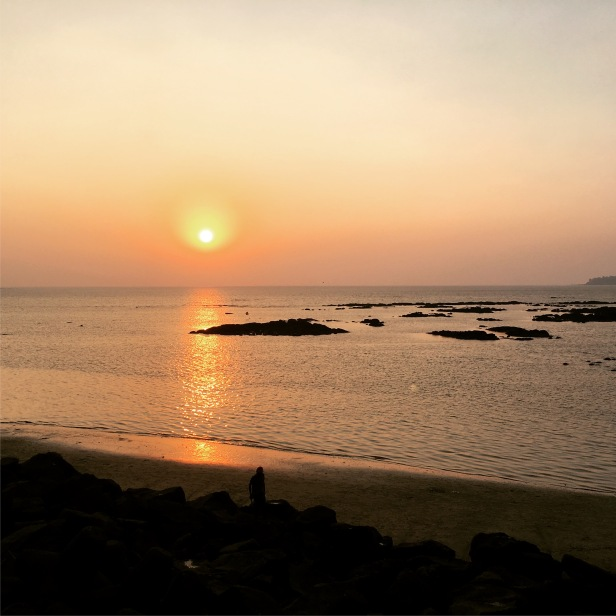 mumbai-sunset