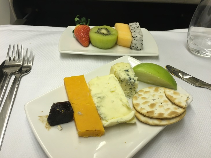 Cheese Plate (Cathay)