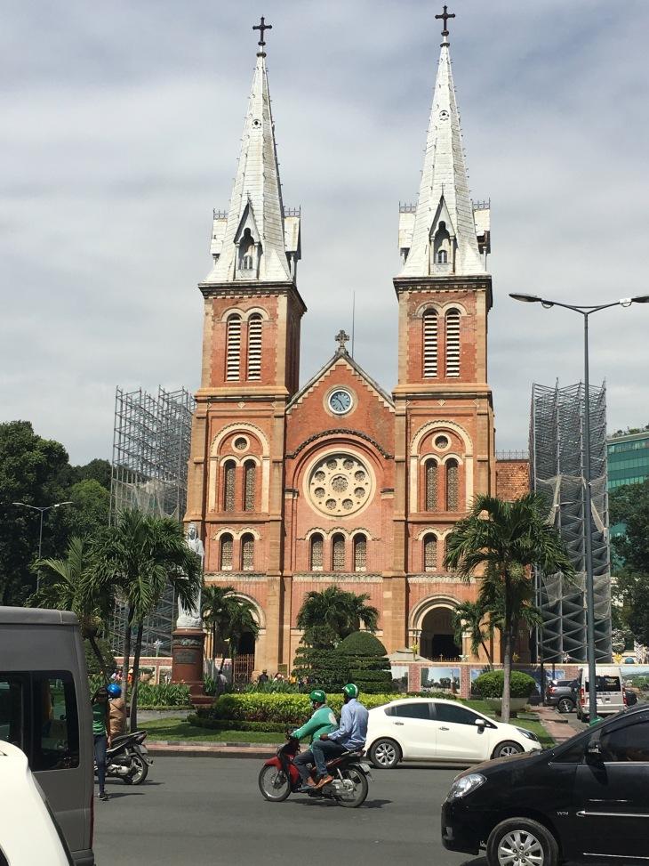 Notre Dame Cathedral - Saigon